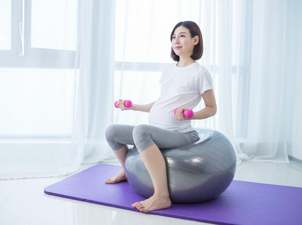 Ini Gerakan Olahraga yang Aman untuk Ibu Hamil