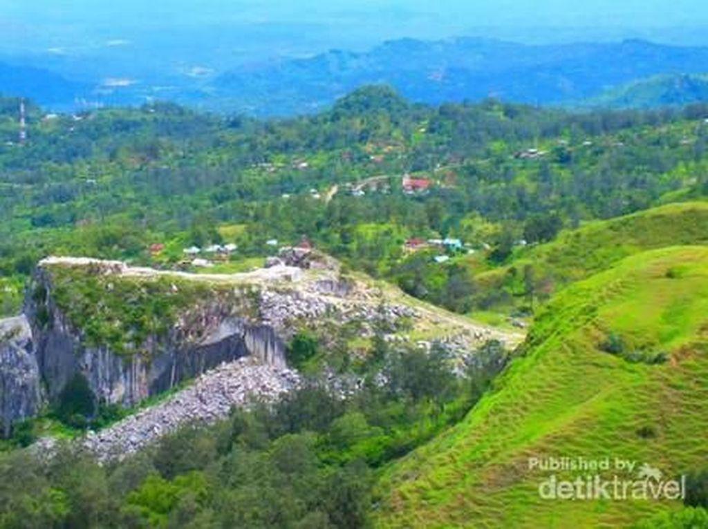 Foto: Selandia Baru dari Nusa Tenggara Timur