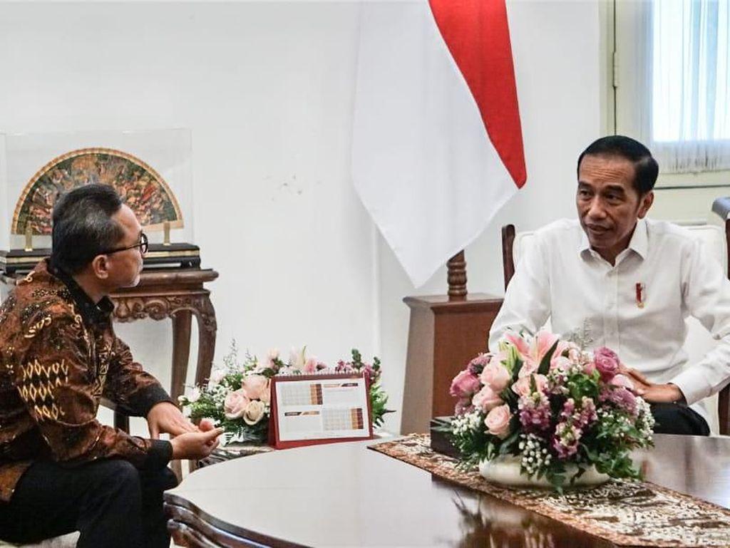 Zulkifli Hasan Bicarakan Sikap Politik PAN ke Amien Rais, Apa Hasilnya?