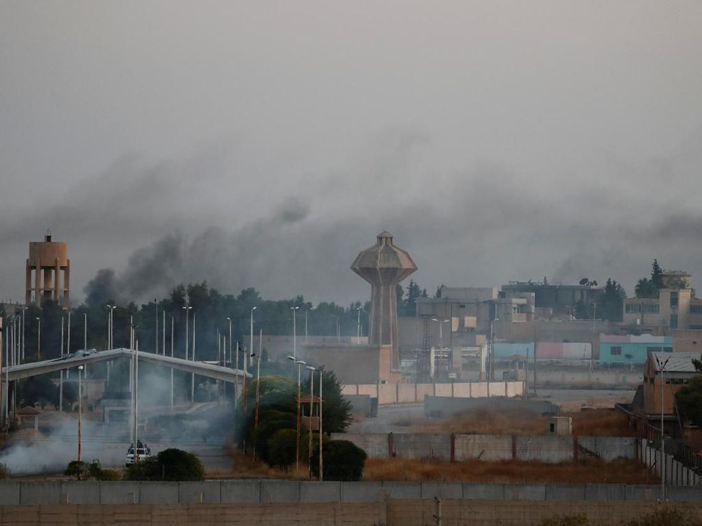 Turki Tangkap 24 Orang karena Mengkritik Operasi Militer di Suriah