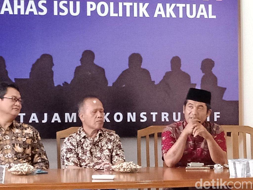 Soal Perppu KPK, Jokowi Dinilai Tak Berani Berlawanan dengan Koalisi