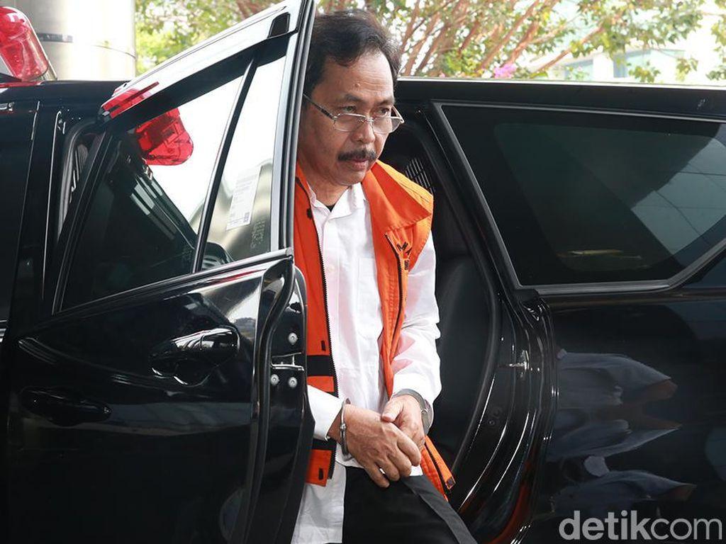 KPK Setorkan Uang Rp 4,4 M dari Eks Gubernur Kepri ke Kas Negara