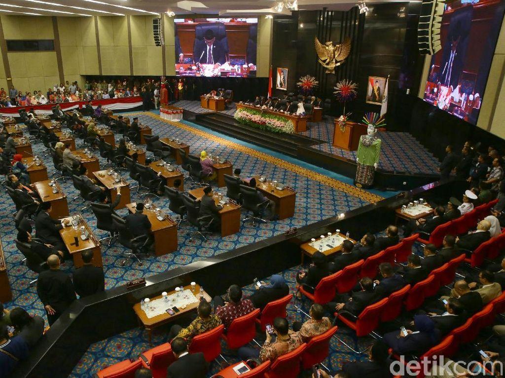 Fraksi Gerindra DKI Kritik Anies Gegara Rotasi Kepala Badan Pajak
