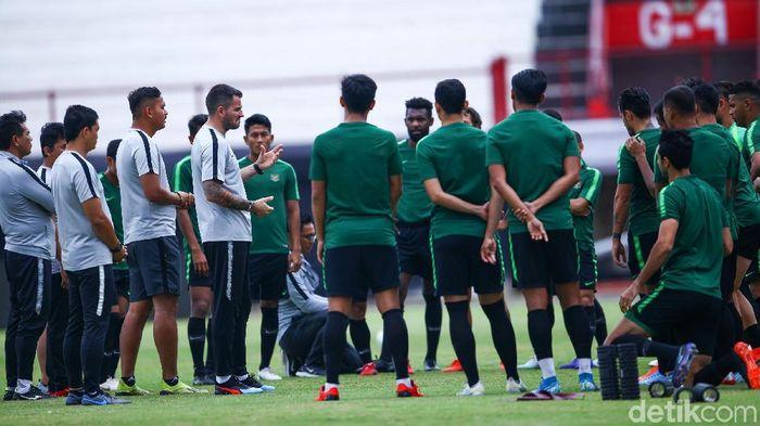 Timnas Indonesia tak boleh kalah dari Vietnam di lanjutan Kualifikasi Piala Dunia 2022. (Foto: Rifkianto Nugroho/Detikcom)