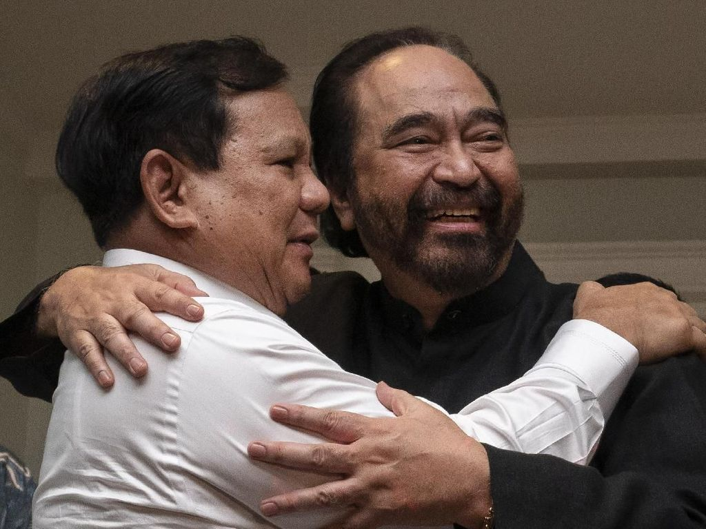 Demokrat Tembak Prabowo-Paloh Lagi: Cara Berpikirnya Jadul!