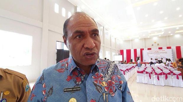 Wakil Gubernur Papua Barat  Mohamad Lakatoni