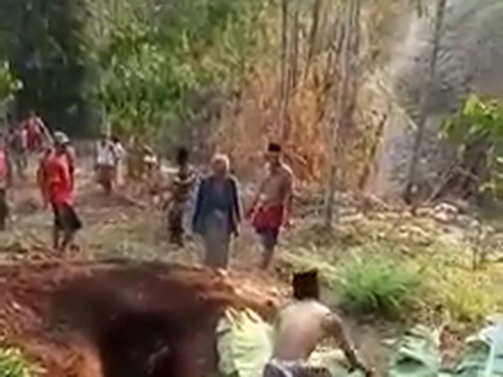 Alasan Anak di Probolinggo Bongkar Makam Ibunya Karena Kangen