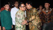 Temui Cak Imin, Prabowo Semringah Banget