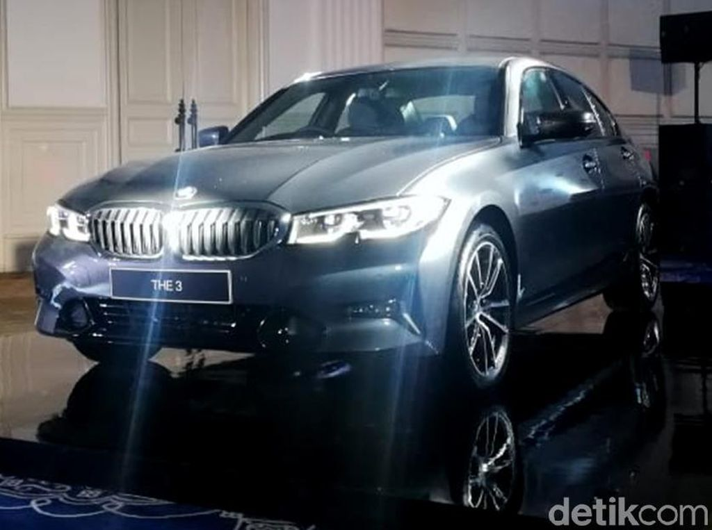 BMW 320i Baru Sasar Pecinta Sport dalam Kota