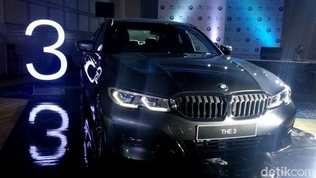 Ini Tampang BMW Seri 3 Terbaru Rakitan Indonesia
