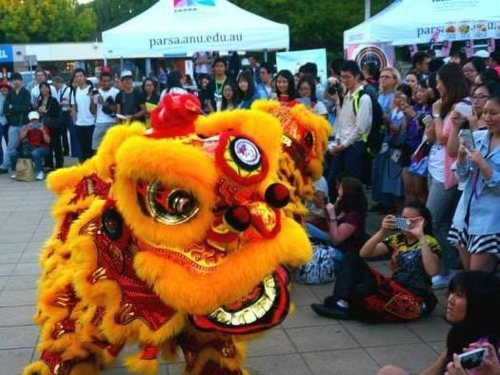 Induk Organisasi Mahasiswa China di Australia Mata-matai Mahasiswa untuk Kedubes China