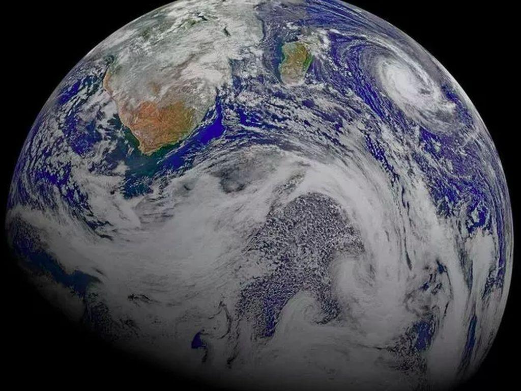 Duh, Tanda-tanda Vital Bumi Terpantau Melemah