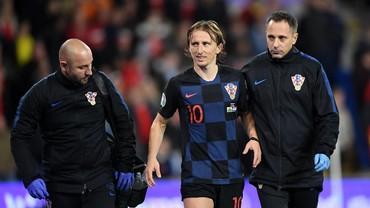 Wales Tahan Kroasia 1-1, Bale Jadi Penyelamat