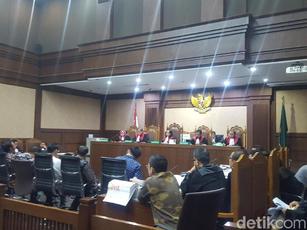 Eks Rekan Pengusaha Penyuap Amini soal Suap: Pak Jaksa Nakal