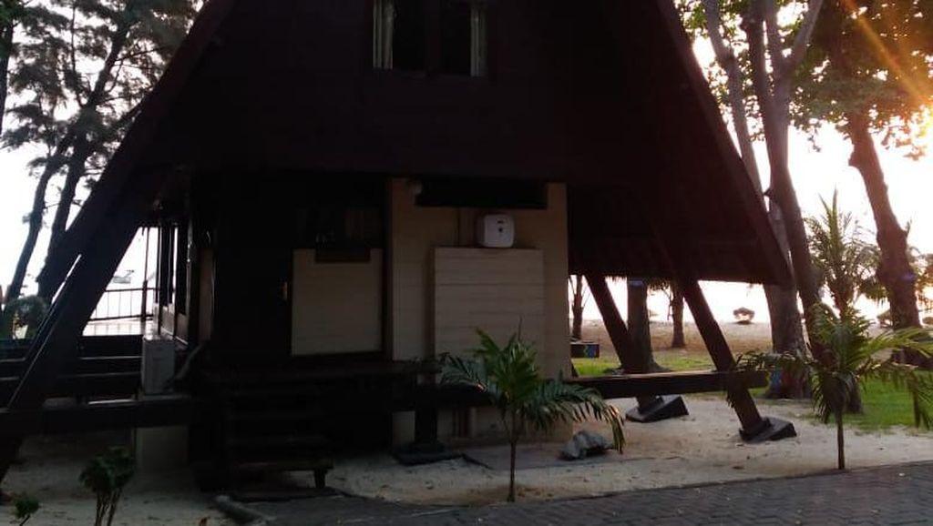 Foto: Kamar Sukarno di Kepulauan Seribu