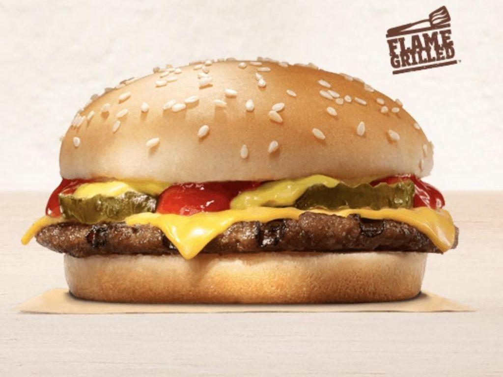 Pecinta Burger, Siap-siap Ada Cheeseburger Gratis Buat Kamu!