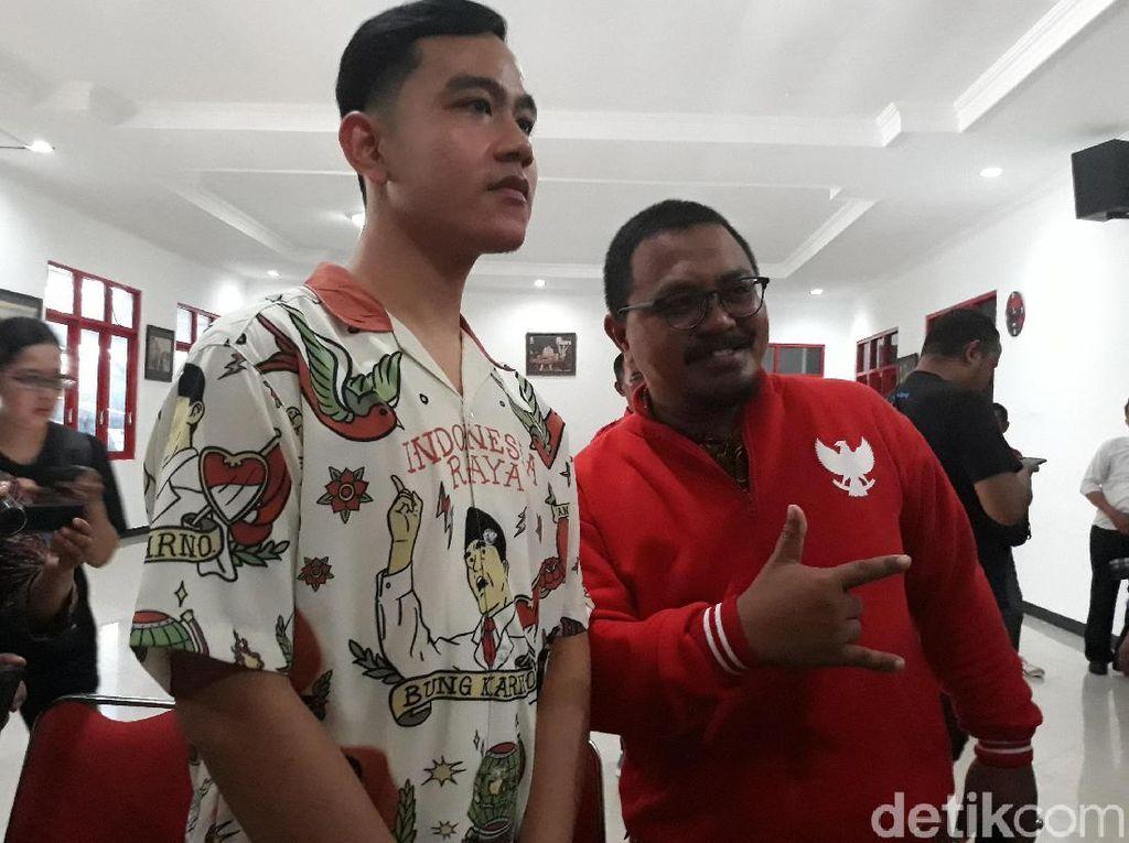 Inikah Kemeja Indonesia Raya yang akan Jadi Ikon Gibran?