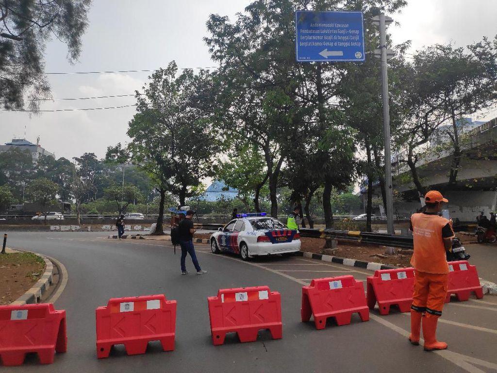 Belum Terima Pemberitahuan Demo, 5.000 Polisi Disiagakan di DPR
