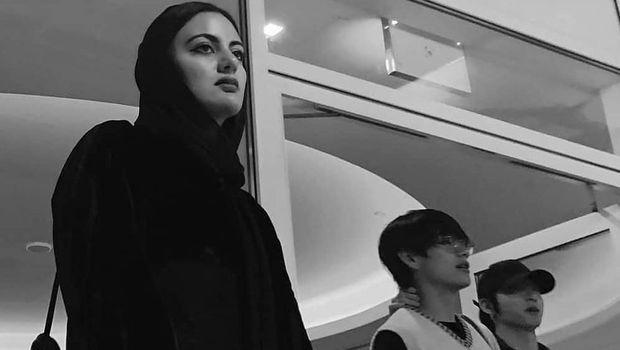 Tak Hanya Suga Rm Dan Jungkook Bts Juga Kagum Dengan Wanita Arab