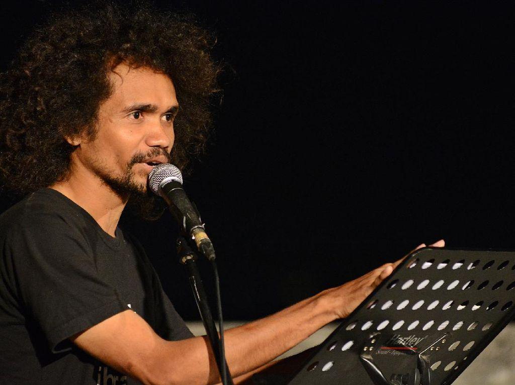 Pembacaan Puisi di Bawah Langit Jakarta Buka LIFEs 2019