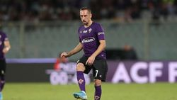 Dua Bulan Gabung Fiorentina, Ribery: Serie A Sengit, Juve dan Inter Terkuat
