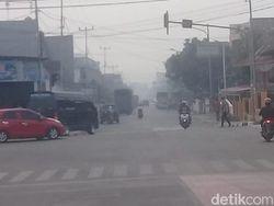 Kabut Asap, Siswa-Mahasiswa di Jambi Diliburkan Mulai Besok