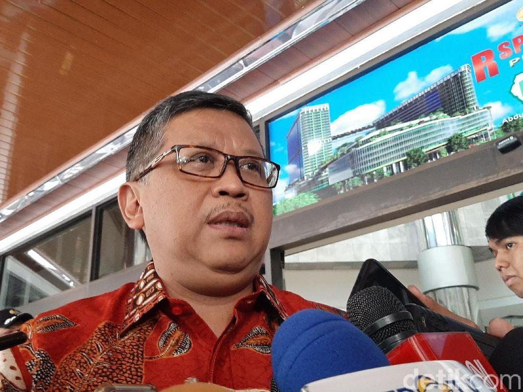 Sekjen PDIP: Penusukan Wiranto Adalah National Warning