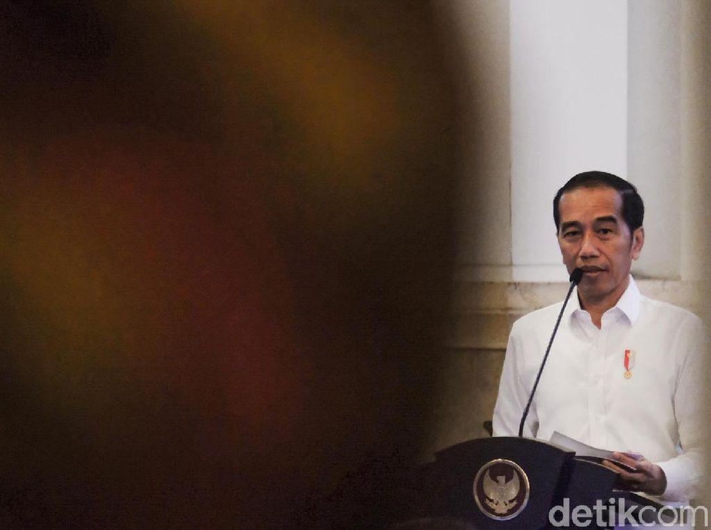 Jadi Presiden Lagi, Jokowi Banjir Ucapan Selamat dari Tamu Negara