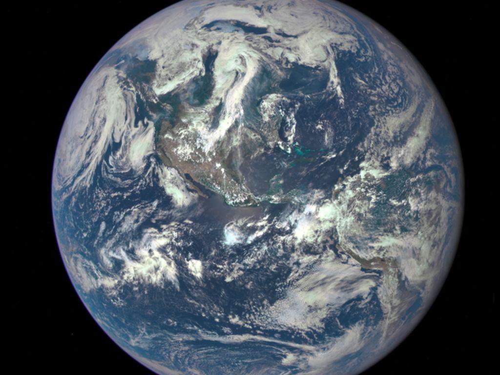 Begitu Kecil Bumi di Tengah Alam Semesta