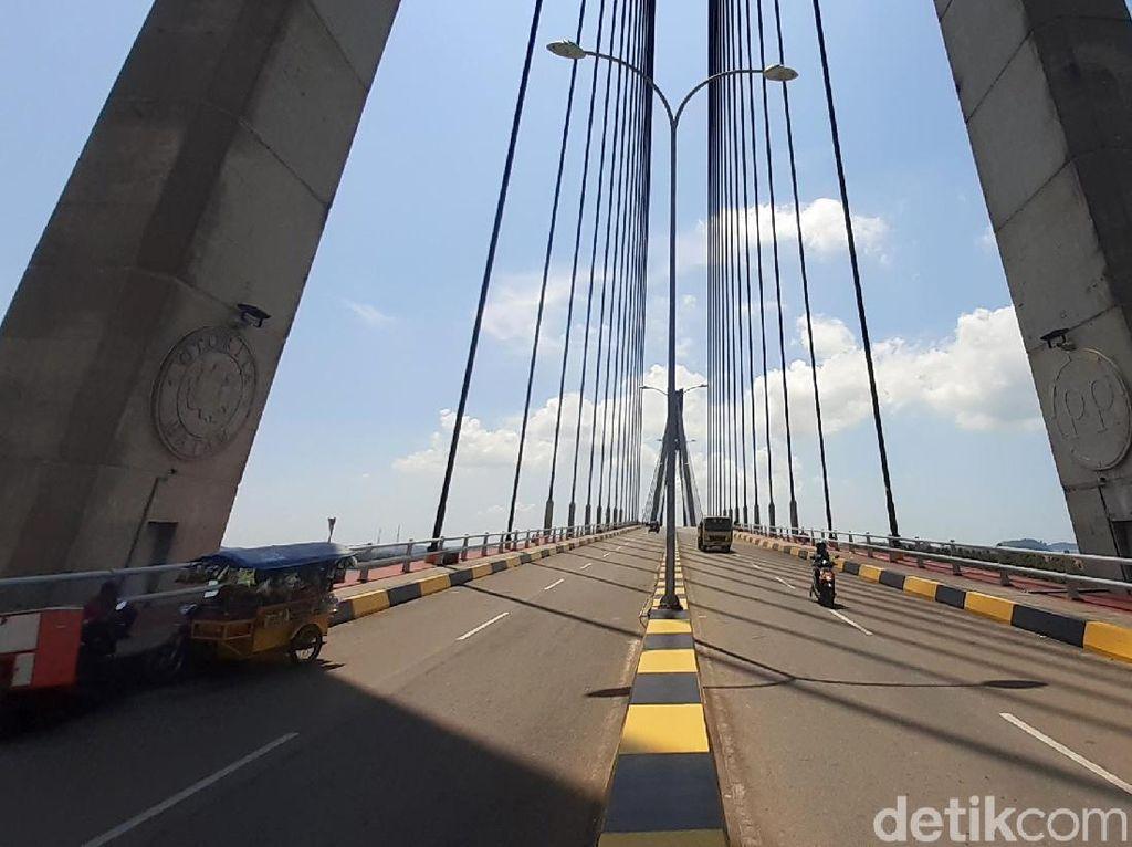 Melihat Jembatan Barelang, Ikon Kota Batam Peninggalan Habibie