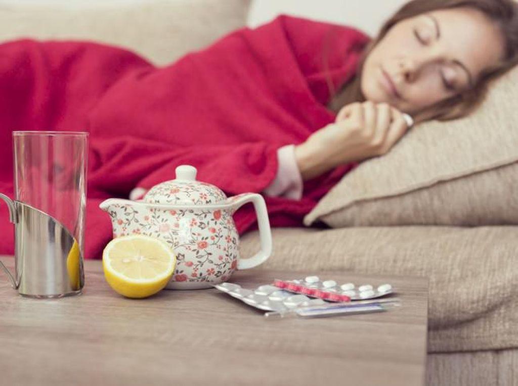 9 Cara Menyembuhkan Radang Tenggorokan dan Flu dengan Cepat