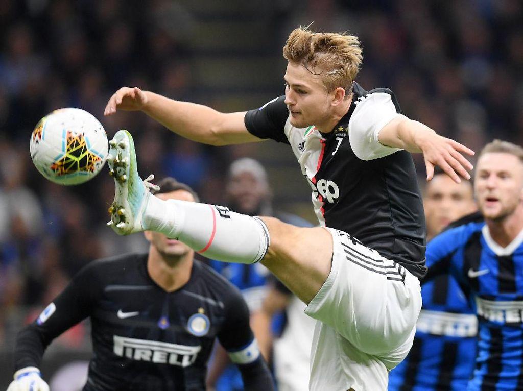 Gabung Juventus, De Ligt Malah Jadi Tak Pede