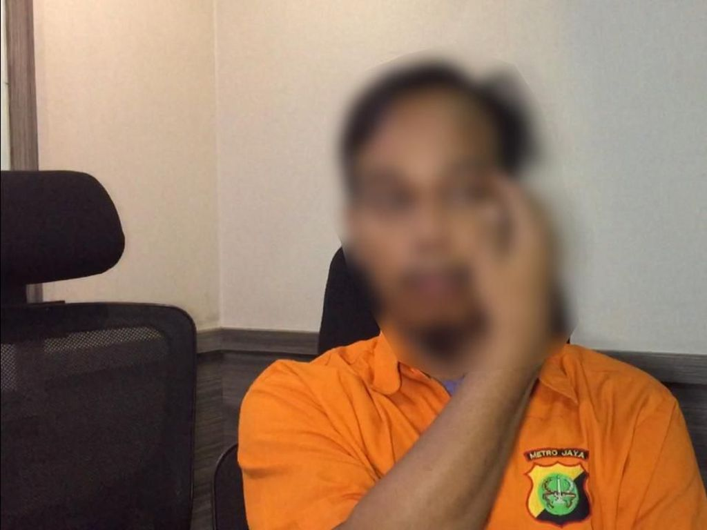 Cerita Tersangka Baros soal Ambulans untuk Angkut Jasad Ninoy Karundeng