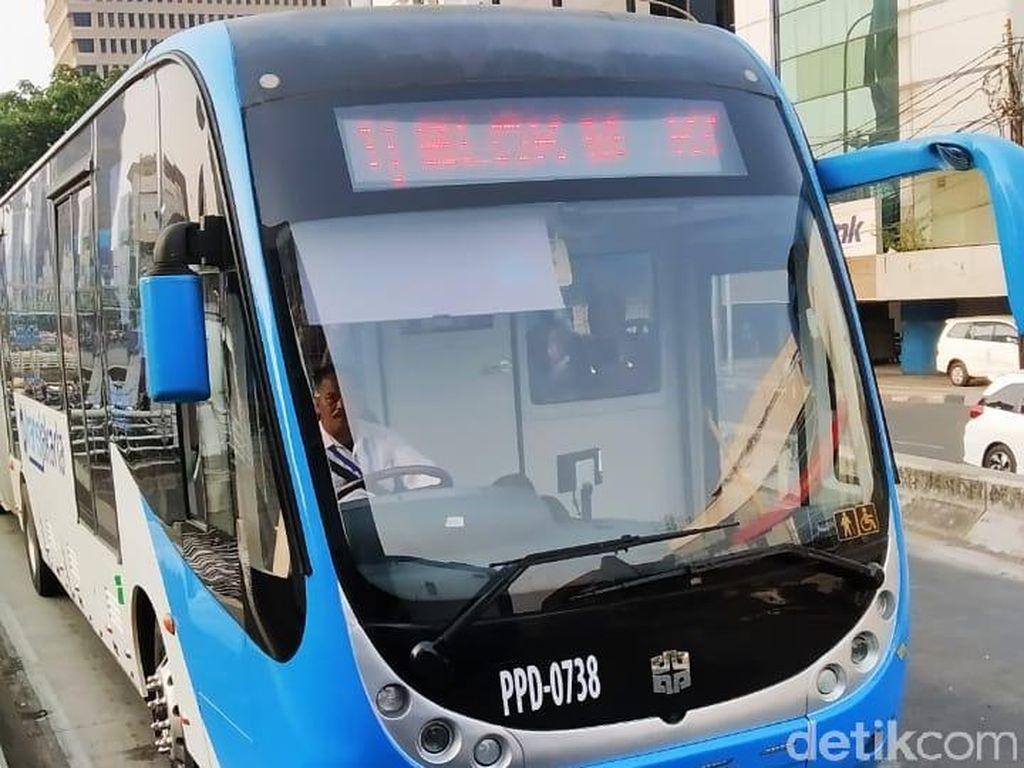 Bus Zhongtong Pernah Bikin Ahok Kapok, TransJ Bakal Belajar dari Masa Lalu