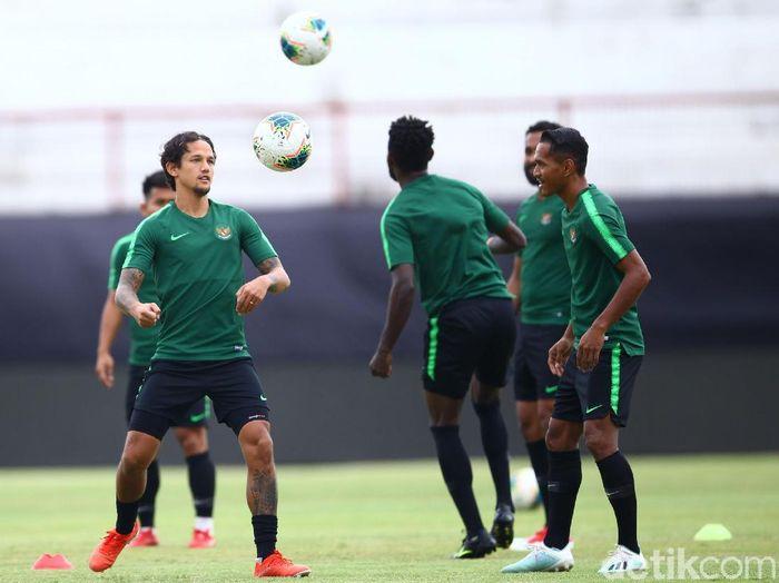 Timnas Indonesia tak sempat menggelar tes VO2 Max untuk para pemainnya. (Foto: Rifkianto Nugroho/detikcom)