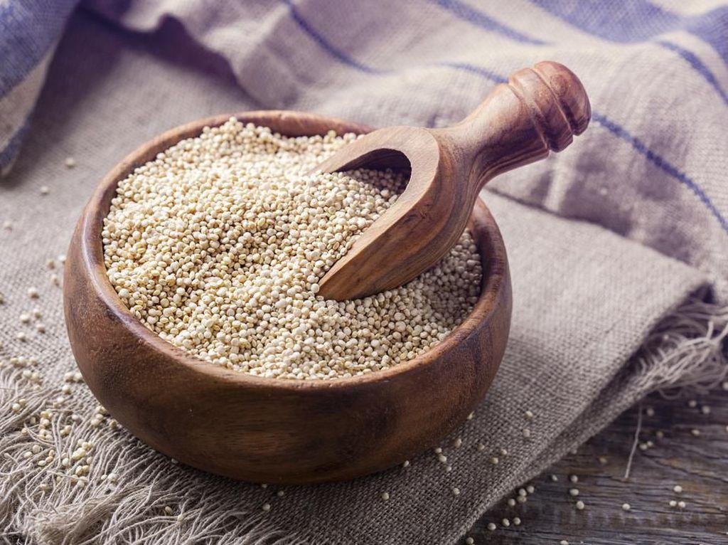 Mengenal Quinoa, Biji-bijian yang Kaya Nutrisi