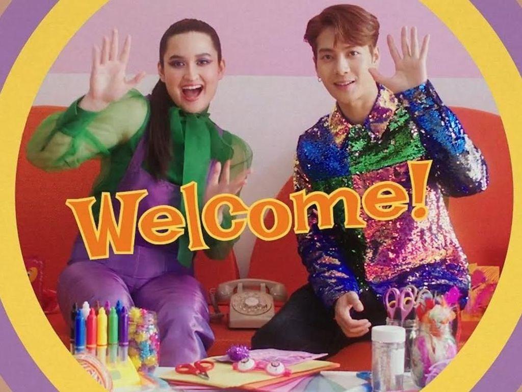 Duet Warna-Warni Stephanie Poetri dan Jackson Wang di I Love You 3000 II