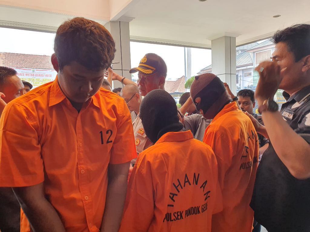 Rampok di Tempat Cuci Steam Bekasi, Pelaku Butuh Uang Bayar Sekolah