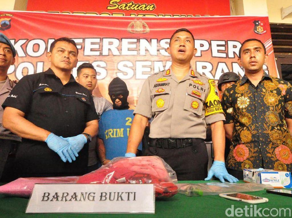 Sadis, Pria Ini Siksa Balita Hingga Luka dan Tewas di Semarang