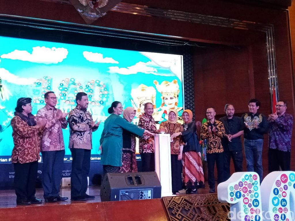 Calender of Events 2020: Kado Terakhir Kemenpar untuk Arief Yahya?