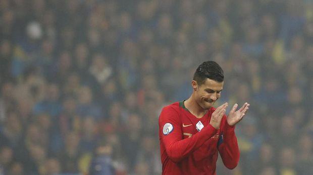 Kepala Ronaldo Lebih 'Sakti' dari Kaki Kiri