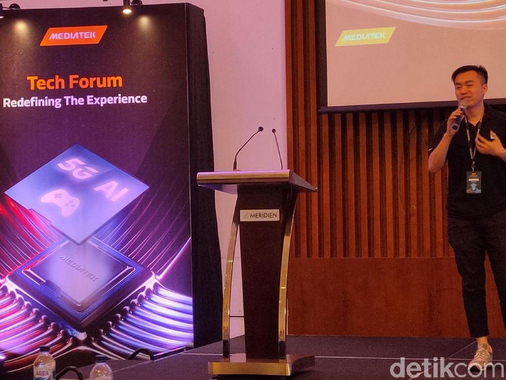 Helio G90T, Chipset Gaming Kolaborasi Mediatek dan Xiaomi