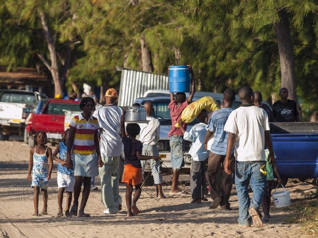 Kota Palma Direbut ISIS, Portugal Kirim Tentara ke Mozambik