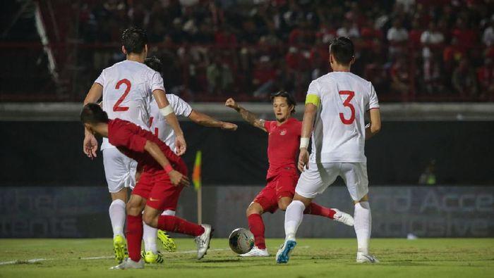 Indonesia kalah 1-3 dari Vietnam dalam lanjutan Kualifikasi Piala Dunia 2022 (Dok. PSSI)