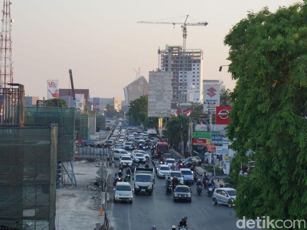 JPO Jalan Pettarani Makassar Dibongkar, BPPJN Usul Diganti Pelican Crossing
