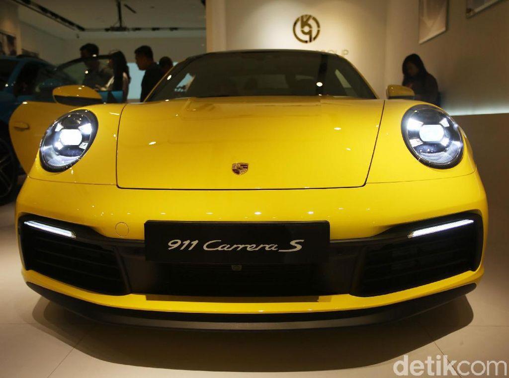 Generasi Kedelapan Porsche 911 Diburu Banyak Konsumen Indonesia