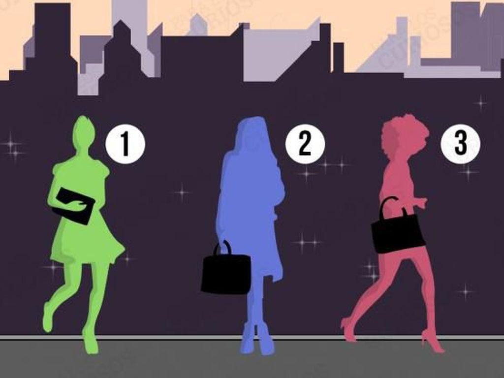 Dari 4 Wanita Ini Mana Paling Tua? Pilihanmu Ungkap Sifatmu yang Tak Terduga