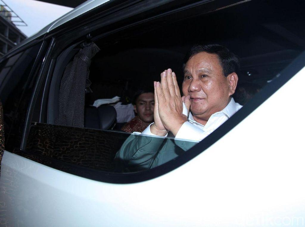 Prabowo Safari Politik, Puan: Silaturahmi Boleh Saja