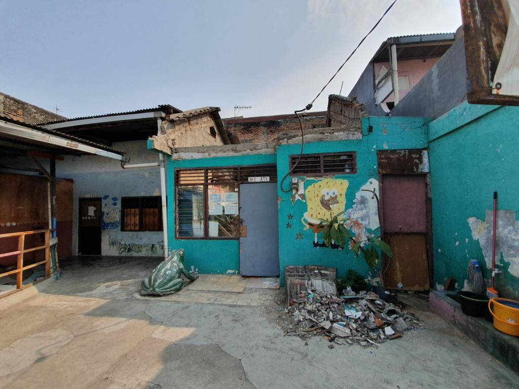 Atap Sekolah SLB Bundaku Bekasi Roboh, KBM Dipindah ke Balai RW