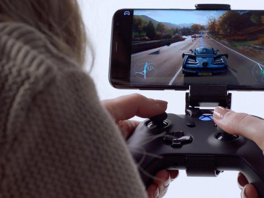 Layanan Streaming Game Microsoft xCloud Sudah Bisa Dijajal